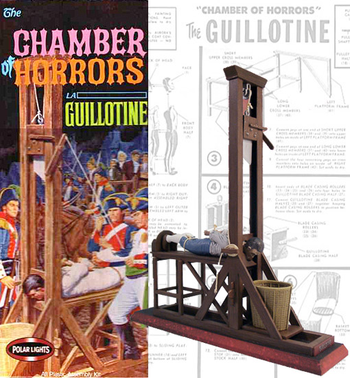 bastille day guillotine